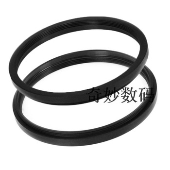 Big turn to small 69mm-62mm adapter ring uv cpl sxueen 69 - 62
