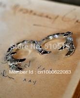 Claw Talon Double Fingle Ring