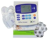 Digital tens unit muscle stimulation 2 channel treatment
