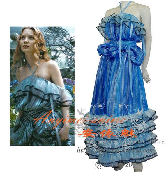 Купить Платье Алиса В Стране Чудес