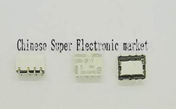 Free Shipping 10pcs G6K-2F-Y-5VDC SMD  relay