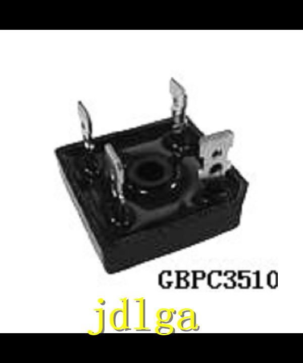 Потребительская электроника 10 GBPC3510 35 1200 dip/4 IC ROHS бесплатная доставка горячее надувательство интегральные схемы оригинальный mc14556bcp ic dcoder demux dual 1 4 16 dip 14556 mc14556 10 шт