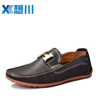 Casual shoes shoes Moccasins male leather male shoes male 9108