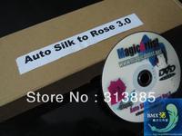 2013 New Magic Auto Silk to Rose  3.0--stae magic props