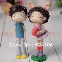 Home Supplies / wedding gift/ Wedding doll couple doll  wedding home decorated the best marriage doll