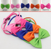 Holiday pet items,Dog Bow Tie Collar(5 pieces) per package,totally 50pcs