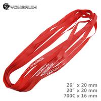 2014 Need high pressure bicycle inner tube pad rim protector 26 20 700c rim implode inner tube protector