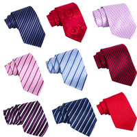 2013 male tie formal commercial marry red stripe tie