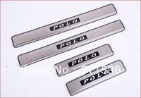 Коврик для приборной панели авто VW-Polo PVC Door Gate Slot Mats Tank Gasket Cup Mats Auto Accessories