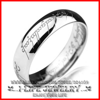 Free Shipping! 2013 New Design Fashion Jewerly Genuines 925 Sterling Silver Supreme Lord of the Rings Mens Rings