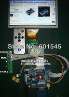 HDMI+VGA+2AV 5inch, 7inch, 8inch GPS Tablet PC LCD DIY controller board kit / lcd  driver board kit