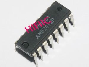 1pcs M62412P Equalizer Tone Control Audio Circuit(China (Mainland))