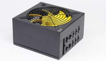 Powerex machine computer power supply full module 500w power supply 80 bronze quieten line modular power supply