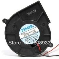 NMB BG0703-B044-000 7530 turbine centrifugal fan 12V 0.38A hole 80mm+cooling fan