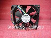 Original Foxconn FOXCONN PV902512PSPF 9025 9CM four-wire PWM intelligent temperature control fan+cooling fan