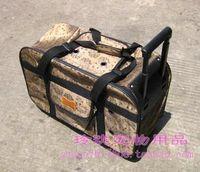 Free Shipping Portable pet bags saidsgroupsdirector bag belt wheel trolley luggage