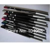 12 pcs/lot Free Shipping Makeup Eye/lip Liner Pencil 1.5g