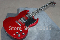 Custom Shop Dickey Betts SG VOS Electric Guitar Vintage Red By Spring