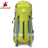 45L Brand Waterproof Climbing Backpacks Outdoor Mountaineering Bags for Men/Women Large Capacity