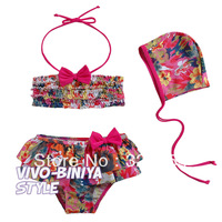 Ht sell baby swim wear bathing suits girls Swimsuits bodysuits swimwears swiming trunks bathing attire 3013