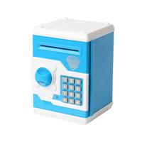Mini safe box smart atm machine money bank automatic piggy bank