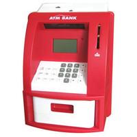 Mini atm machine piggy bank atm piggy bank toy