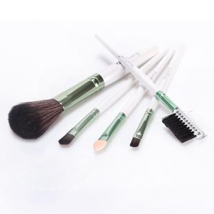 free Shippping 10pcs Cosmetic Tools Full Make-up Set Eyelash Brush Professional Brush Set(China (Mainland))