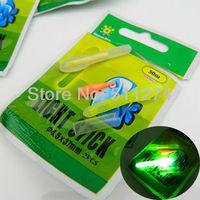 4.5mm*37mm Night Fishing Fluorescent Light Float Glow Stick.250 pcs/lot