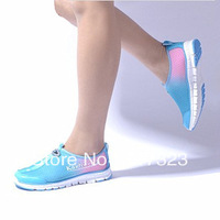 2013 gauze ultra-light breathable sports shoes Slip-resistant Wear-resistant Sweat absorbing running shoes Free shipping EUR 44