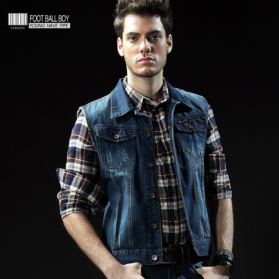 Купить мужскую джинсовую куртку ли купер