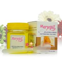 free shipping Depilates beeswax 350g depilates cream depilatory wax paper