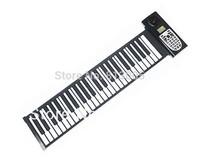 Free shipping 61 Keys Better Handle Portable Flexible Roll Up Electronic Piano Soft Keyboard Midi Digital Synthesizer