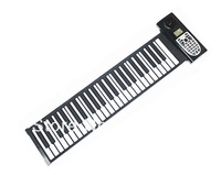 Free shipping 61 Keys Better Handle Portable Flexible Roll Up Electronic Piano Soft Keyboard Midi Digital Synthesizer