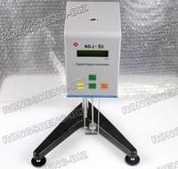 New Digital Rotary LCD Viscometer Viscosity Meter NDJ-5S Fluidimeter 100000mPa-s