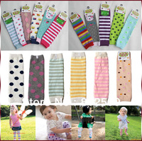 Free Shipping! Fashion Elastic Cotton Children Kids Baby Knee Pad Support Guard Protector Lower Leg Warmer Brace Infant Boy Girl
