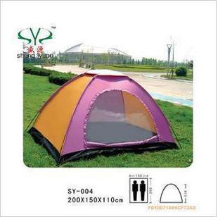 Single tier camping tent for lovers beach tent beach tent fashion more family tent is free shipping colorful outdoor products(China (Mainland))