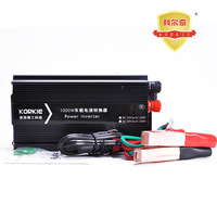 FREE SHIPPING 1000w power inverter 12v24v 220v power converter car emergency power usb  ac dc power inverter charger
