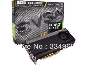 Retail Price ! EVGA GeForce GTX 660 SUPERCLOCKED 2048MB GDDR5 DVI HDMI DP Graphics Card 02G-P4-2662-KR