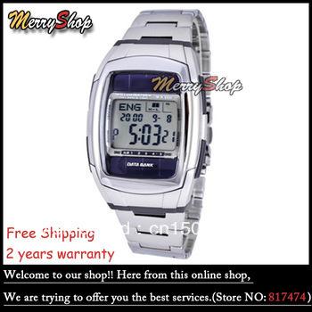 100% Original Brand New Solar Digital Watch Stainless Steel Silicone Military Waterproof Men's children Boy Led Sport Watch