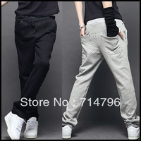 Free shipping 2013 new Casual Athletic Hip Hop Dance Sporty Harem Sport Sweat Pants Slacks Trousers Sweatpants