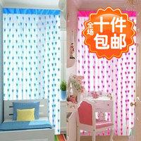 3729 heart curtain fashion heart curtain entranceway partition