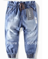 2013 New children 's jeans cotton Denim kids jeans girls pants baby trousers size:2/3t 3/4T 4/5T 5/6T 7/8T 9/10T