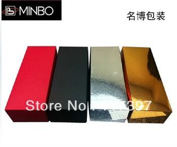 Free shipping 25 *9.6 *6cm Rtails Kraft Corrugated Board Paper Box socks paciking box/underwares packing box/ 30pcs/lot