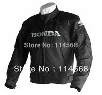 Honda Racing Oxford Nylon protection Jacket.Best quality Motocross motorcycle,motorbike clothing