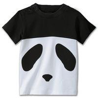 2013 new design kids panda t shirt Girls&Boys panda model Tees wholesale High Quality (5pcs/lot)Hot Sell Free Shipping