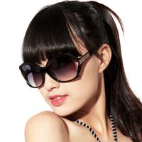 Male women's sunglasses fashion vintage large fashion sunglasses star style glasses sunglasses