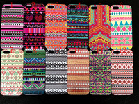 Aztec Retro Nation Plaid Hard Cover Case for iphone5 iphone 5 5G 10pcs/lot