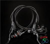M395 Mountain Bike Hydraulic Disc Brakes M395 260grams per brake with extras