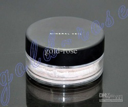 in Stock Highest quality! id Minerals Escentuals Original Mineral VEIL 9g NEW Click/Lock(China (Mainland))