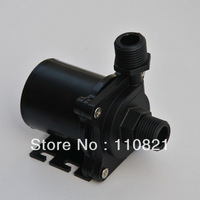 DC50E-24150S DC 24V 3.6A 86.4W Brushless Magnetic Drive Centrifugal Submersible Oil Water Pump 1200L/H 15M/49ft